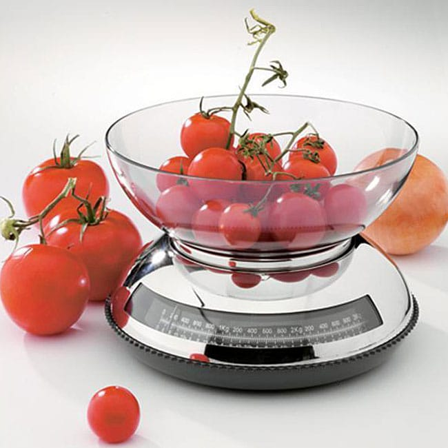 Breville Arcosteel Duo Styli 1856 Analog Kitchen Scale