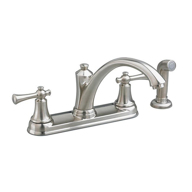 American Standard Hamilton Satin Nickel Kitchen Faucet