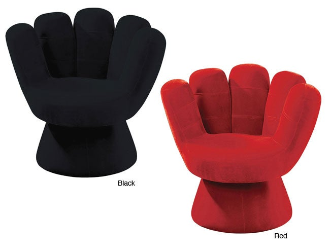 sc 1 st  Overstock.com & Shop Plush Mitt Chair - Free Shipping Today - Overstock - 4389785