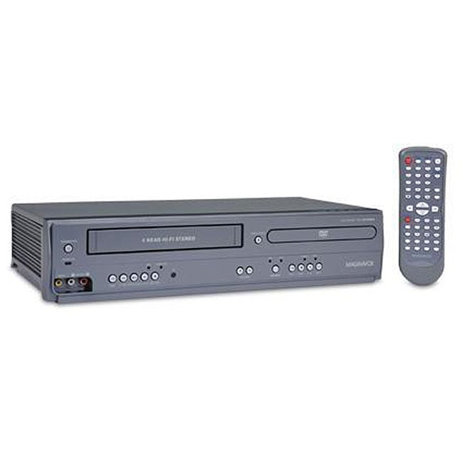 Magnavox GDV228MG9 DVDVCR Combo Player Refurbished  : L12354942 from www.overstock.com size 650 x 650 jpeg 26kB