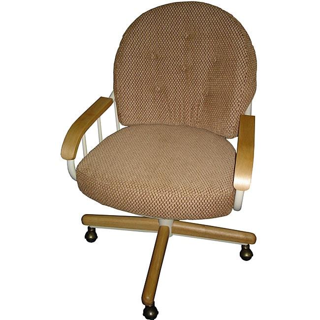 Swivel Bucket Chairs (Set of 2)