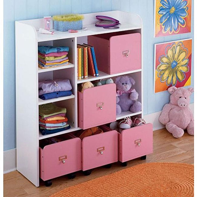 Simple Living Kid's Storage Cabinet