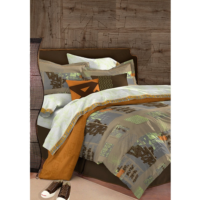 Grunge Boys' 200 Thread Count Sheet Set