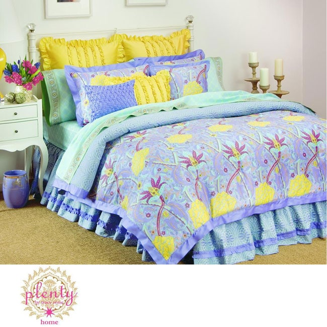 Tracy Reese Fairy Tale 4-piece Duvet Cover Set