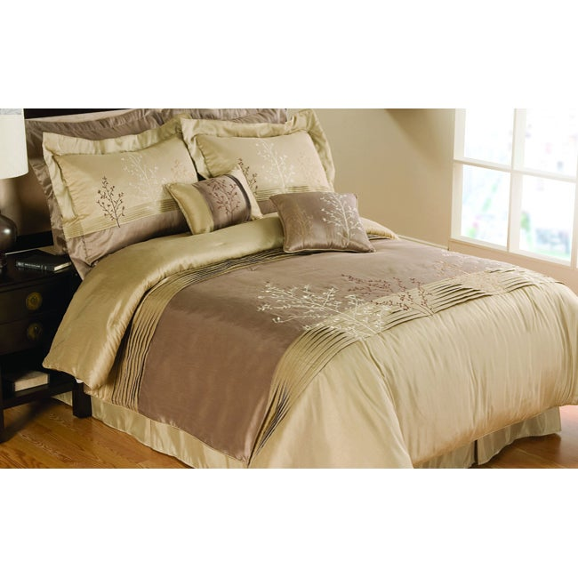 Willow Sage 7-piece Comforter Set