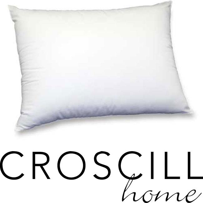 Croscill Cotton 180 Thread Count Sham Stuffer