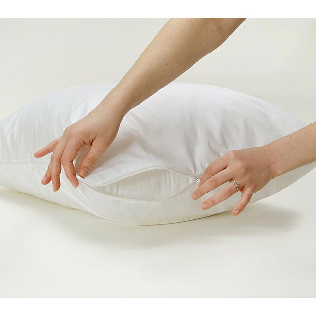 Allersoft Allergy Relief Queen-size Pillow Protector