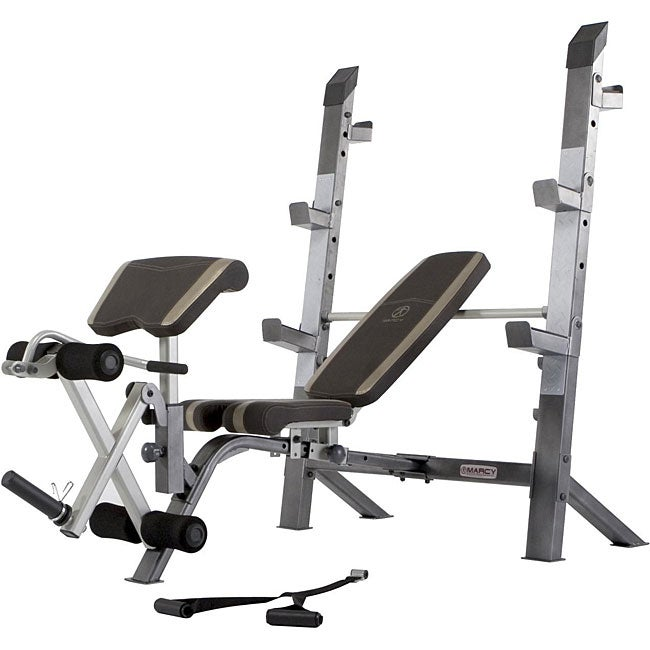 Marcy Olympic Weight Bench Free Shipping Today 12363603