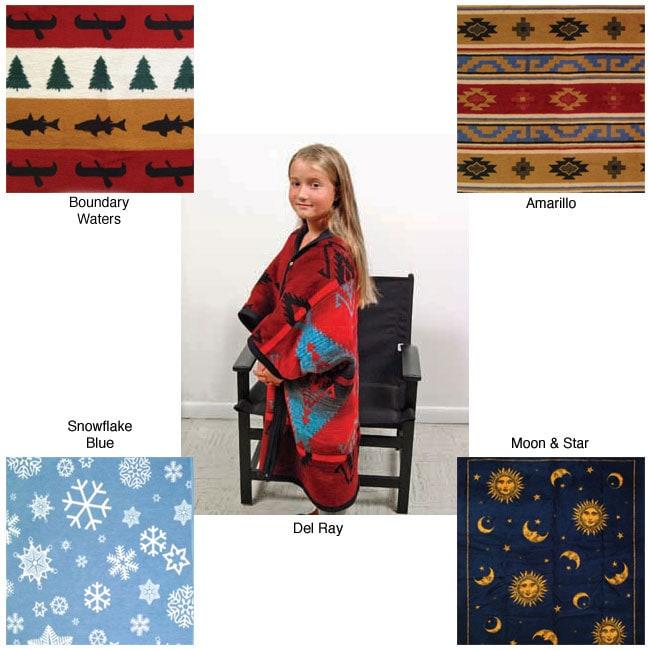 Child's Cuddlewrap Blanket