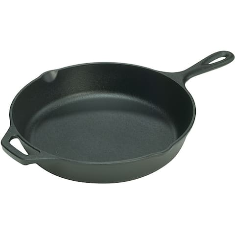 Lodge Manufacturing Logic BlackCast Iron 10.25-inch Skillet