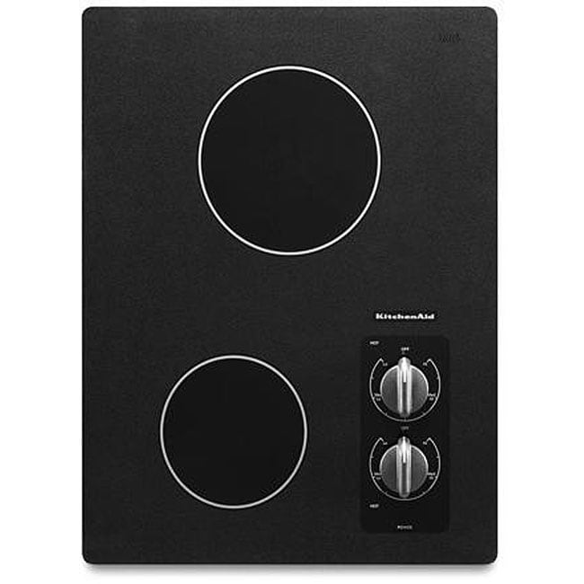Kitchenaid Architect Series Ii Kecc056rbl 15 Inch Cooktop