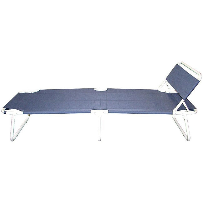 Adjustable Folding Guest Cot
