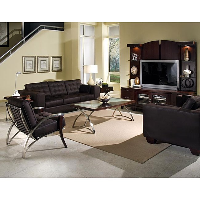 Caprice total 7 piece living room set free shipping for 10 piece living room set