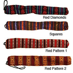Nepali Cloth Pocket Sax Case