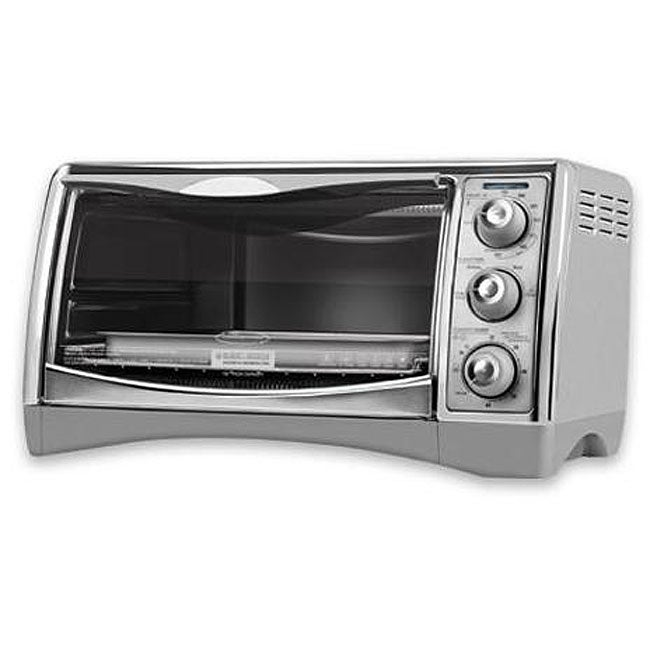 Black & Decker CTO4500S Convection Toaster Oven (Refurbished)