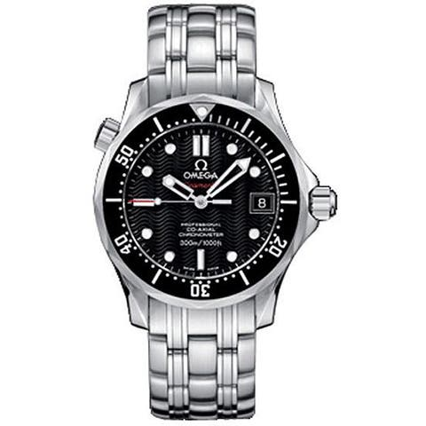 Omega Men's 212.30.36.20.01.001 'James Bond Collection' Stainless Steel Watch