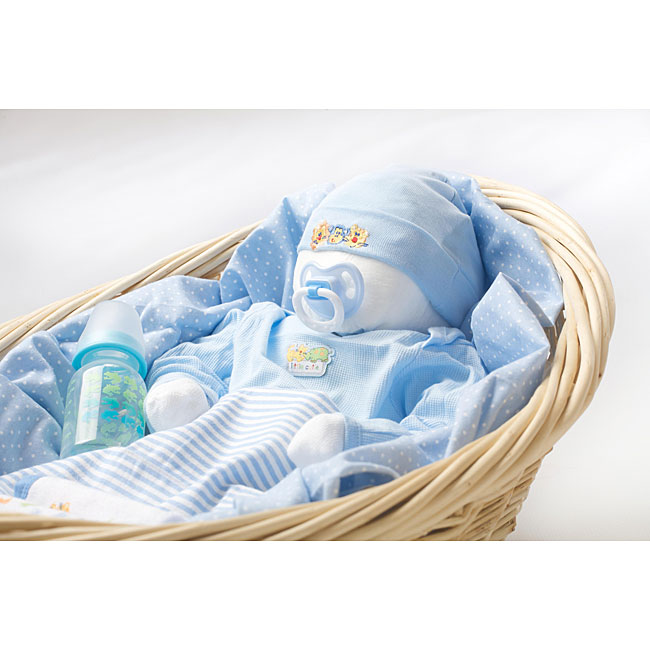 New Baby Boy Gift Baskets Free Shipping : Love bundle new baby boy gift basket free shipping