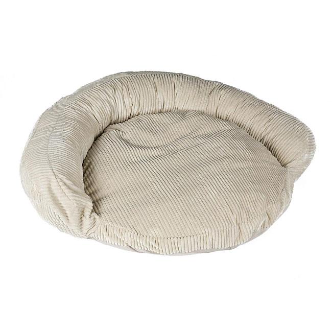 Carolina Plush Chenile 50-inch Bolster Bed