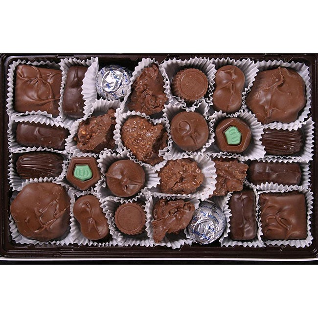 Bidwell Candies 1-pound Sugar-free Deluxe Chocolates Box
