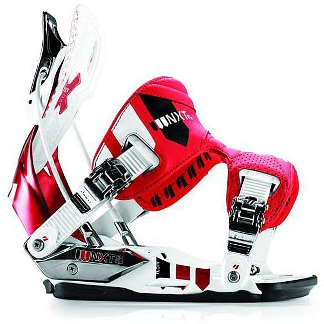 Shop Flow Men's NXT FS 2009 Snowboard Bindings (Medium