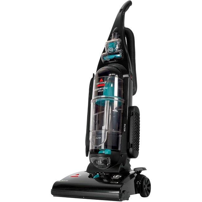 Shop Bissell 82h1 Cleanview Helix Bagless Upright Vacuum