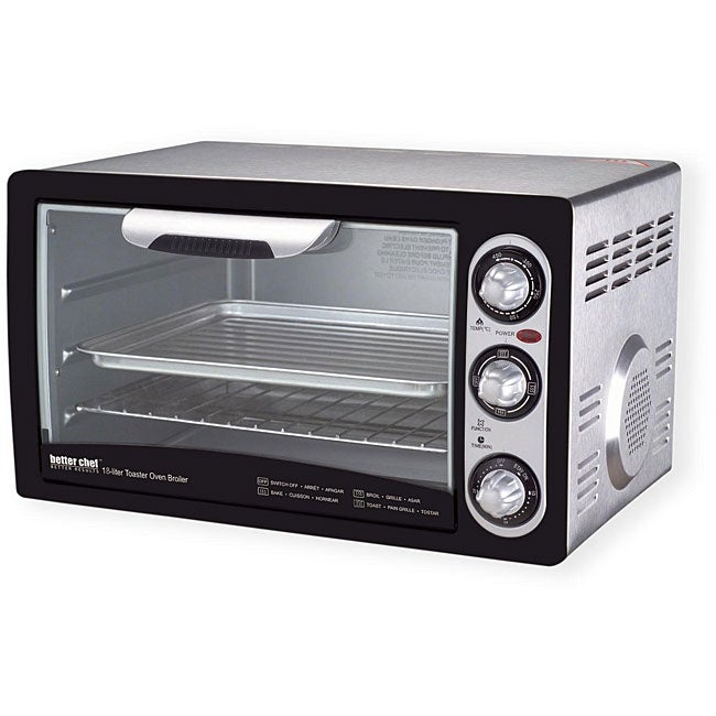 Better Chef Xl Im 259 Sb Family Size Toaster Oven Free