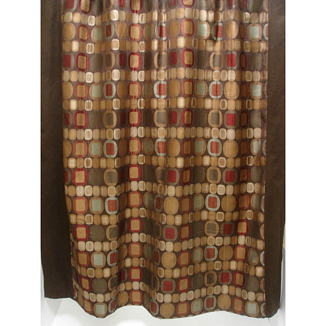 Shop Sherry Kline Metro Spice Shower Curtain - Free ...