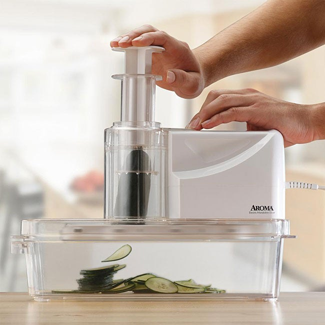 Aroma Electric Mandolin Slicer
