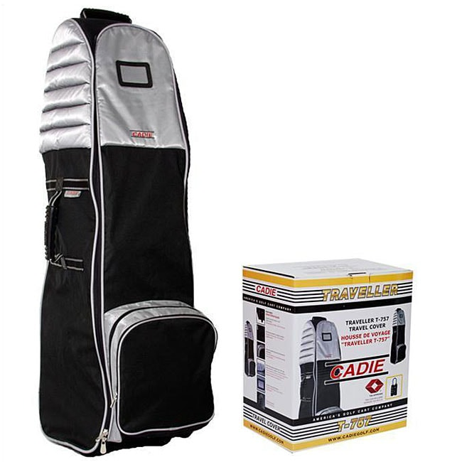 abe4fe6fab37 Shop Cadie T-757 Golf Travel Cover - Free Shipping Today - Overstock -  4427831