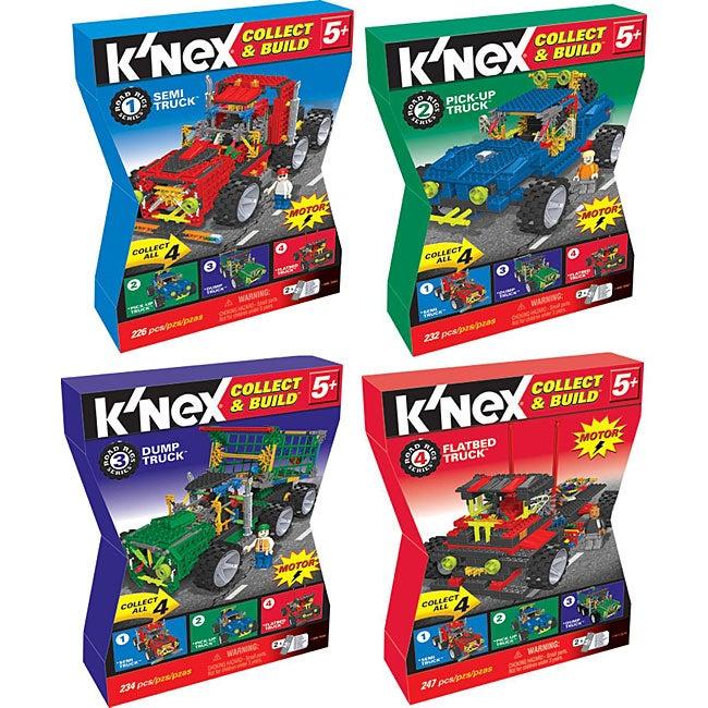 K'Nex Collect & Build: Big Rigs Series