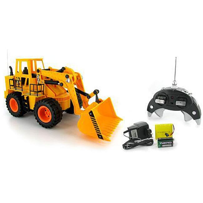 Front End Loader RC Construction Tractor Truck