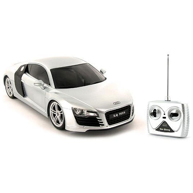 Licensed Audi R8 1:18 Electric RTR RC Car