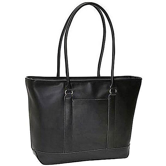 Heritage Womens Leather Laptop Tote