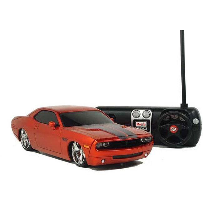 Remote Control Dodge Challenger Concept Car