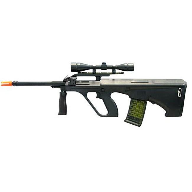 Spring Steyr AUG Assault Rifle FPS-380 Airsoft Gun - Free ...