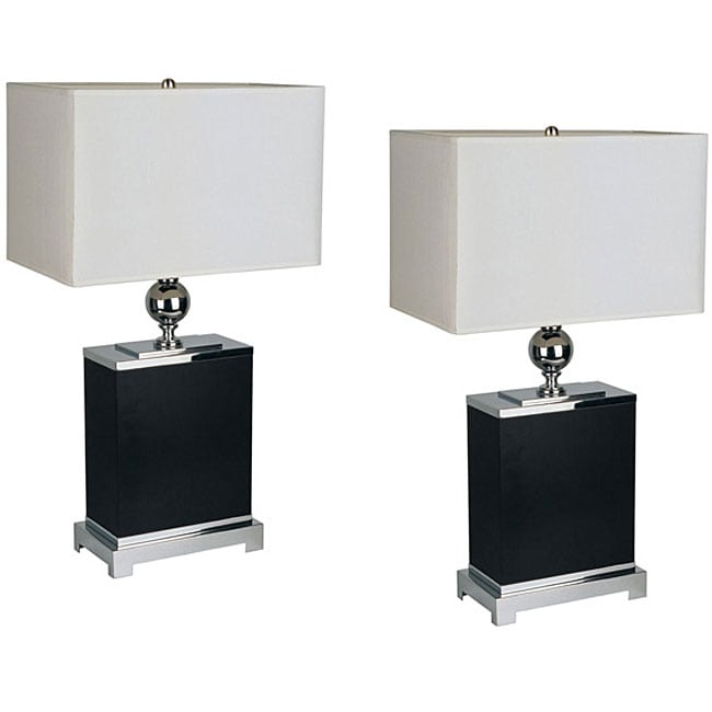 Jefe Table Lamps Set of 2