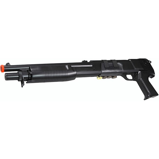 TSD Sports SD88SB Airsoft Single-Shot Shell-loading Pump Action Shotgun