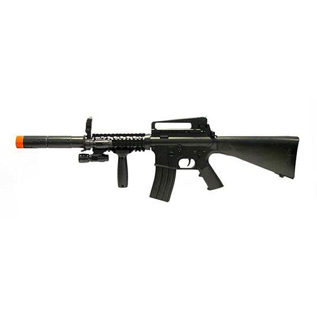 Spring M16A1 Assault Rifle Airsoft Gun
