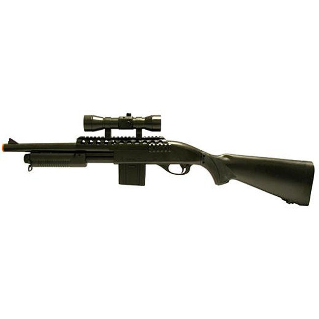 Spring M47 Pump Full-stock Airsoft Paintball Shotgun