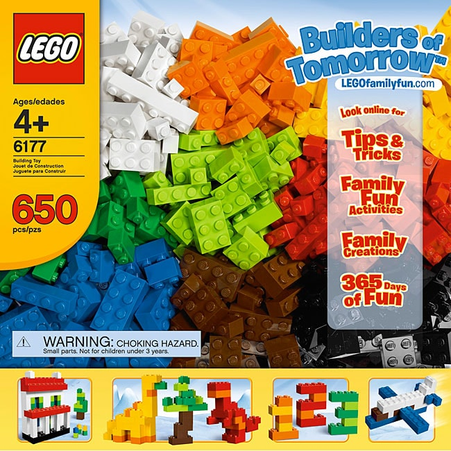 LEGO Builders of Tomorrow Set (6177)