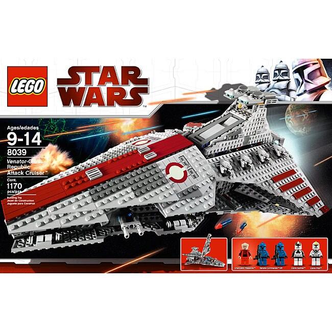 LEGO Star Wars Venator-class Republic Attack Cruiser