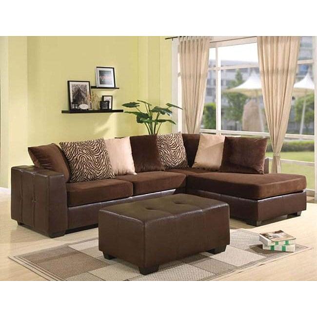 Hillsborough Ultra Plush Sectional Sofa