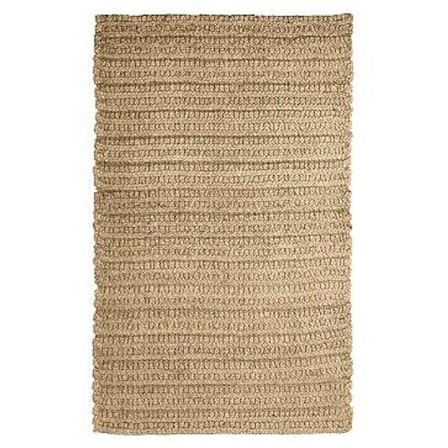 Jute Rug West Elm: West Elm Chamois Jute/ Wool Rug (5' X 8')