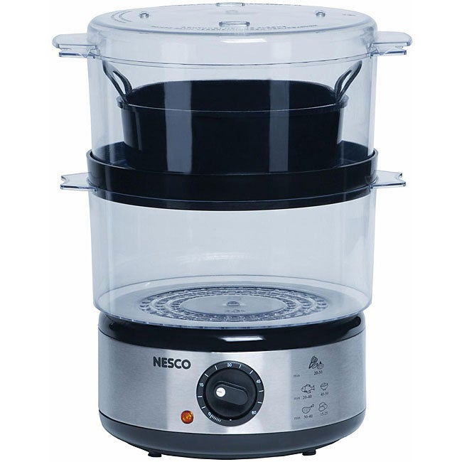 Nesco ST-25 5-quart 2-tray Food Steamer