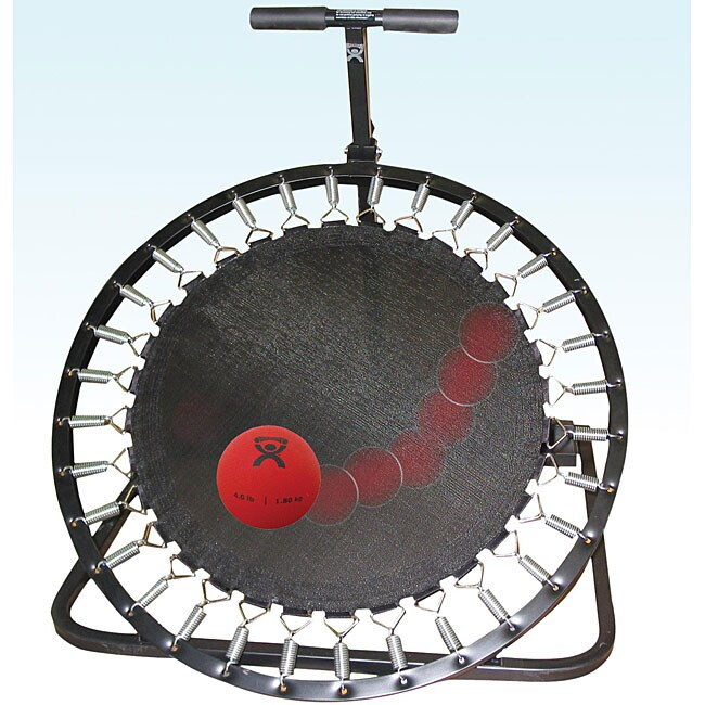 Cando Trampoline Ball Circular Rebounder