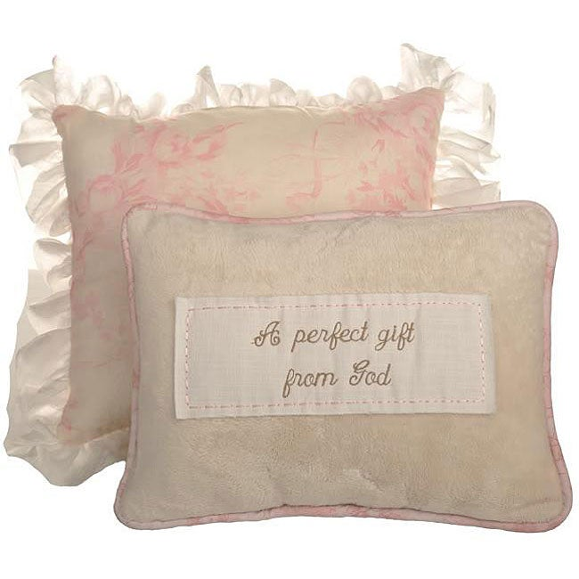 Cotton Tale Heaven Sent Girl Pillow Pack. Opens flyout.