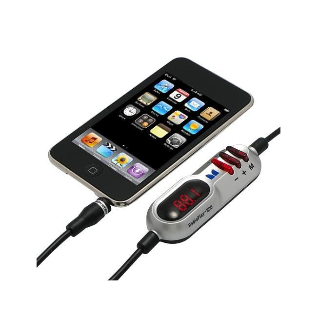 iphone radio tuner eforcity radioplay 300 fm tuner transmitter for 3035