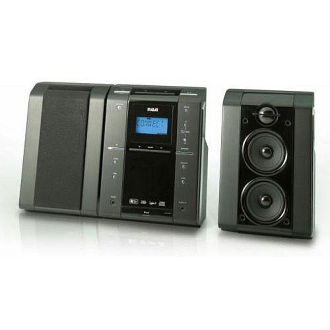 RCA RS2181i 20-watt iPod Docking Audio System (Refurbished)