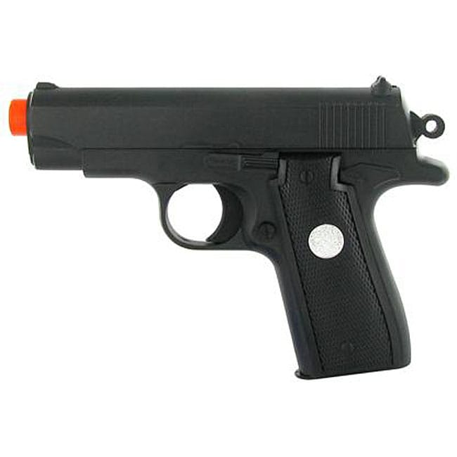 Spring Metal Compact .45 Style FPS-215 Airsoft Gun