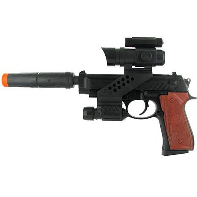 Spring Secret Agent Airsoft Gun